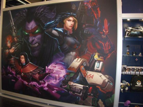 Besuch bei der Gamescom 2016